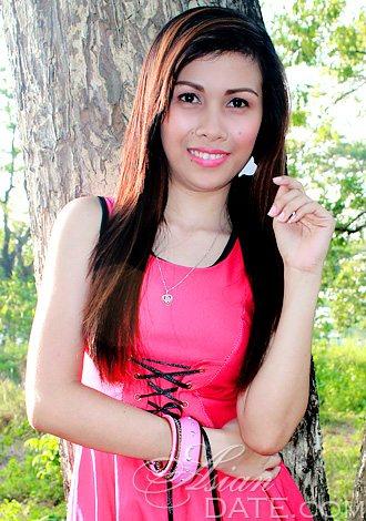 Member Nice Asian Geraldine Enterina From Cebu City 24 Yo Hair Color Black